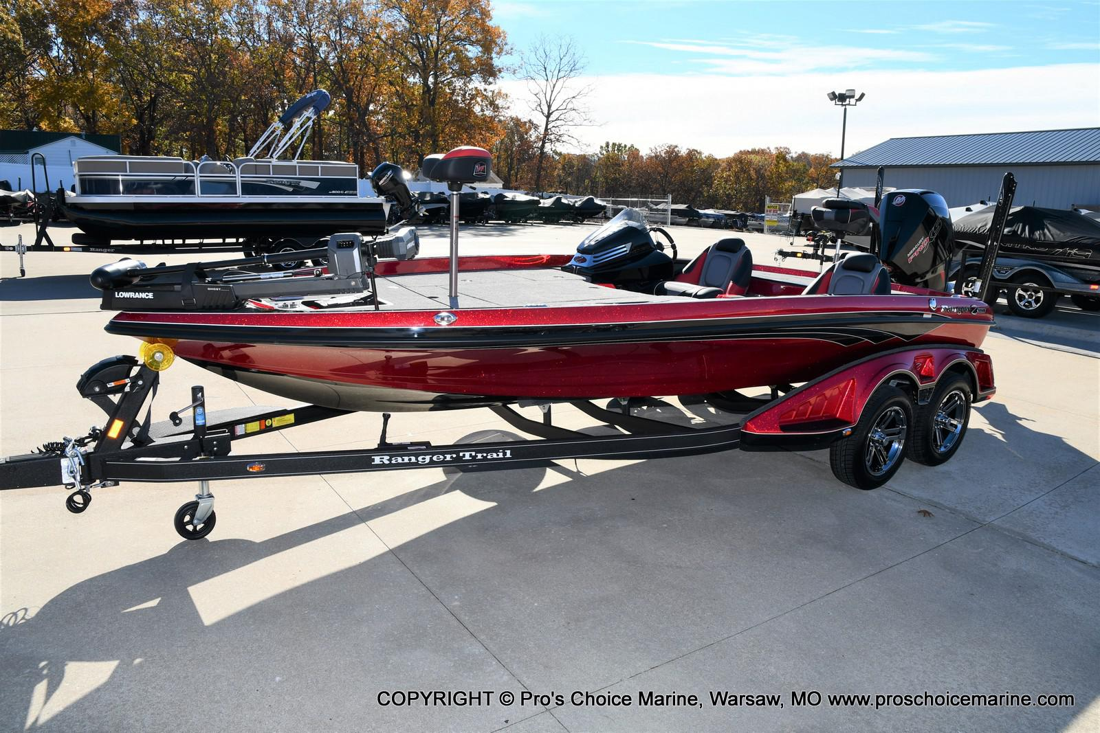 2021 Ranger Boats boat for sale, model of the boat is Z520C Ranger Cup Equipped & Image # 46 of 50