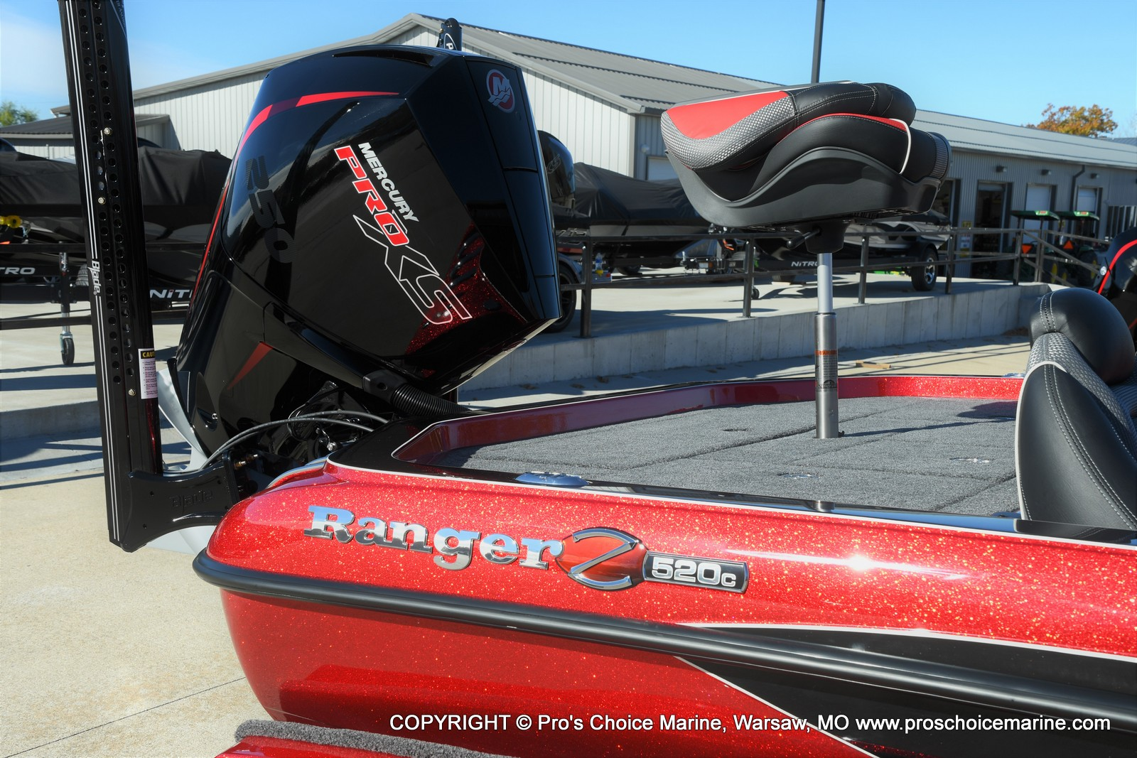 2021 Ranger Boats boat for sale, model of the boat is Z520C Ranger Cup Equipped & Image # 16 of 50