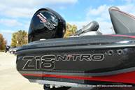2021 Nitro boat for sale, model of the boat is Z18 Pro Package w/150HP Pro-XS & Image # 40 of 50