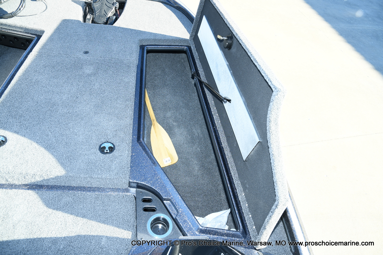 2021 Nitro boat for sale, model of the boat is Z18 Pro Pack w/175HP Pro-XS & Image # 11 of 50