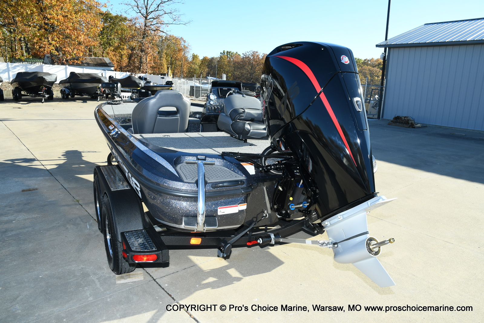 2021 Nitro boat for sale, model of the boat is Z18 Pro Pack w/175HP Pro-XS & Image # 15 of 50