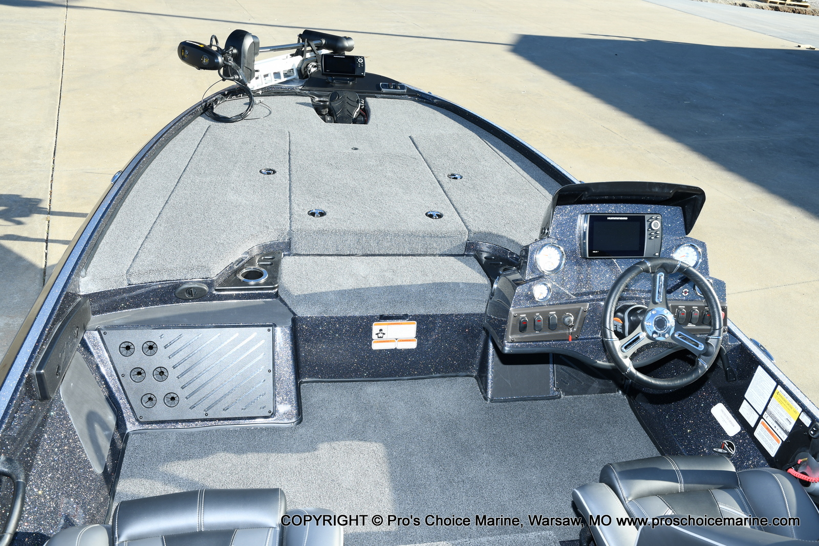 2021 Nitro boat for sale, model of the boat is Z18 Pro Pack w/175HP Pro-XS & Image # 18 of 50