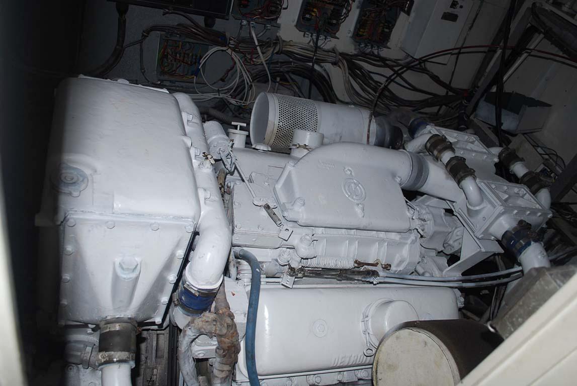 Port Detroit 8V92TI