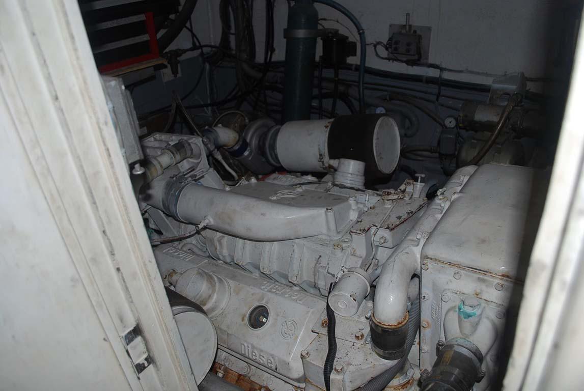Starboard Detroit 8V92TI