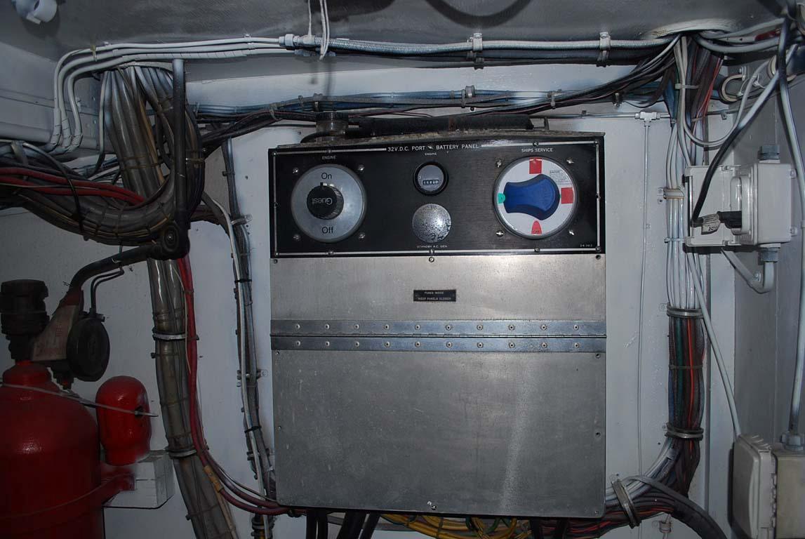 Port Engine Room
