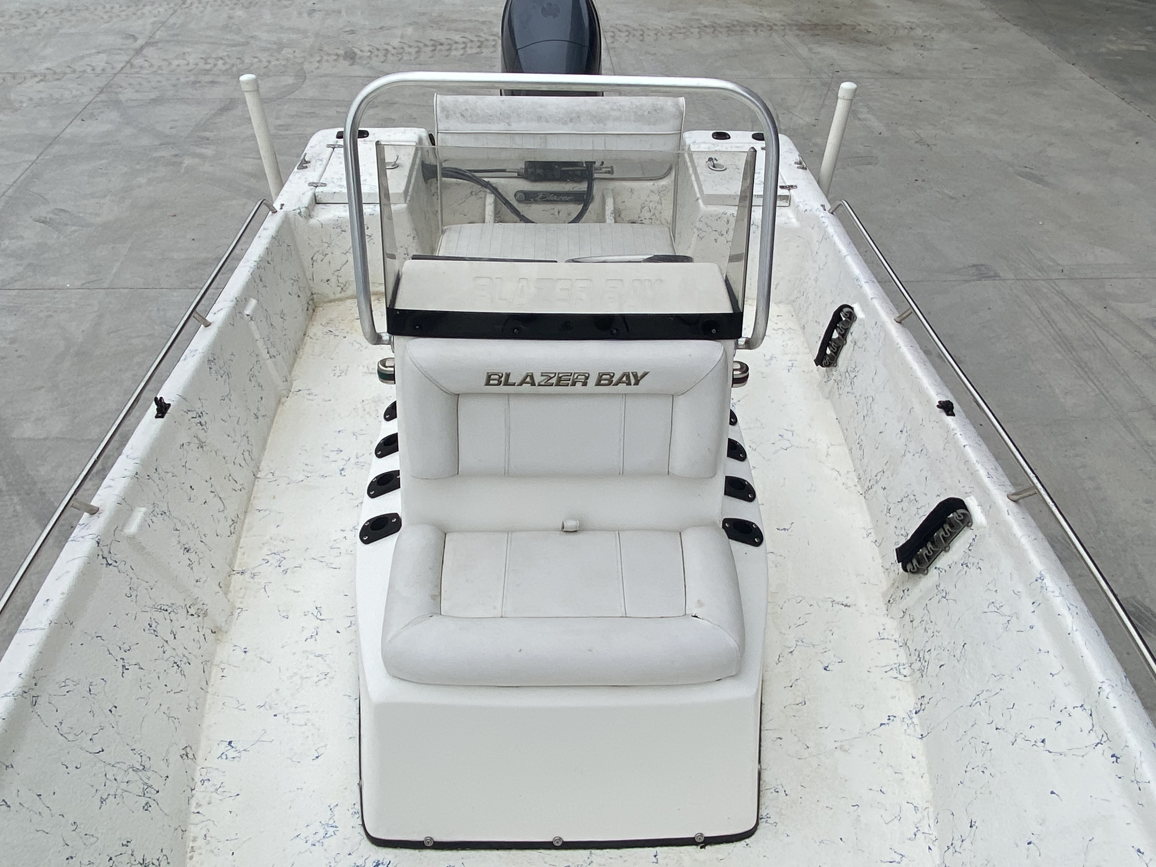 2008 Blazer boat for sale, model of the boat is 1860 CC & Image # 5 of 15