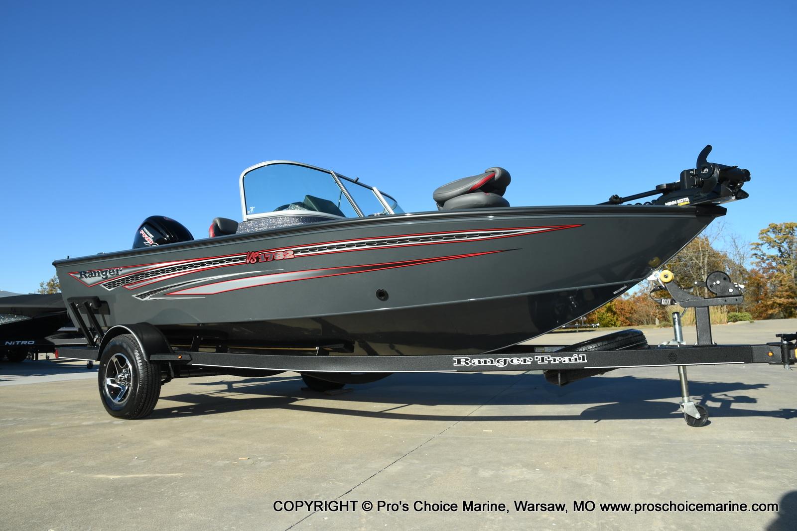 2021 Ranger Boats boat for sale, model of the boat is VS1782 WT w/115HP Mercury Pro-XS 4 Stroke & Image # 46 of 50