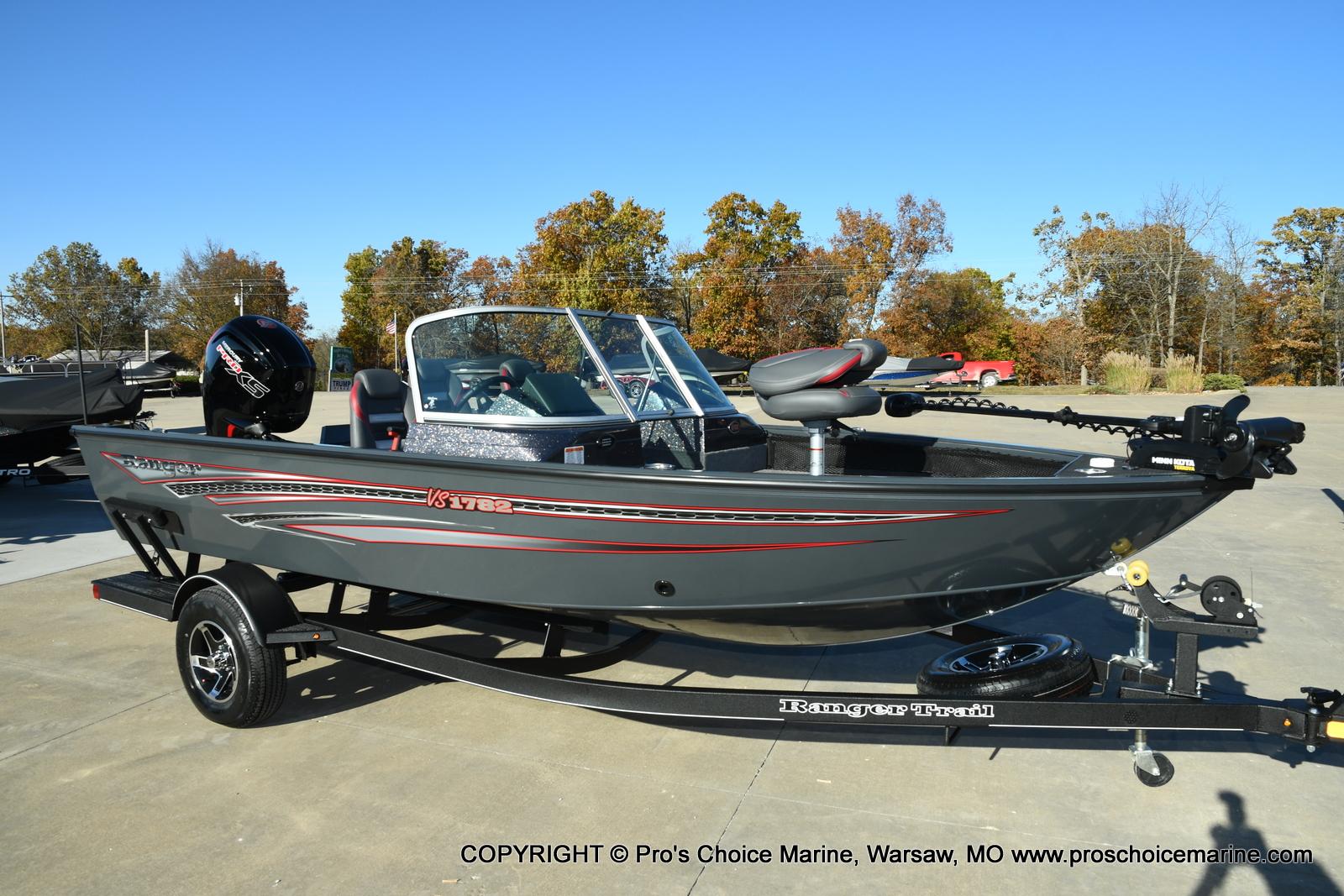 2021 Ranger Boats boat for sale, model of the boat is VS1782 WT w/115HP Mercury Pro-XS 4 Stroke & Image # 2 of 50