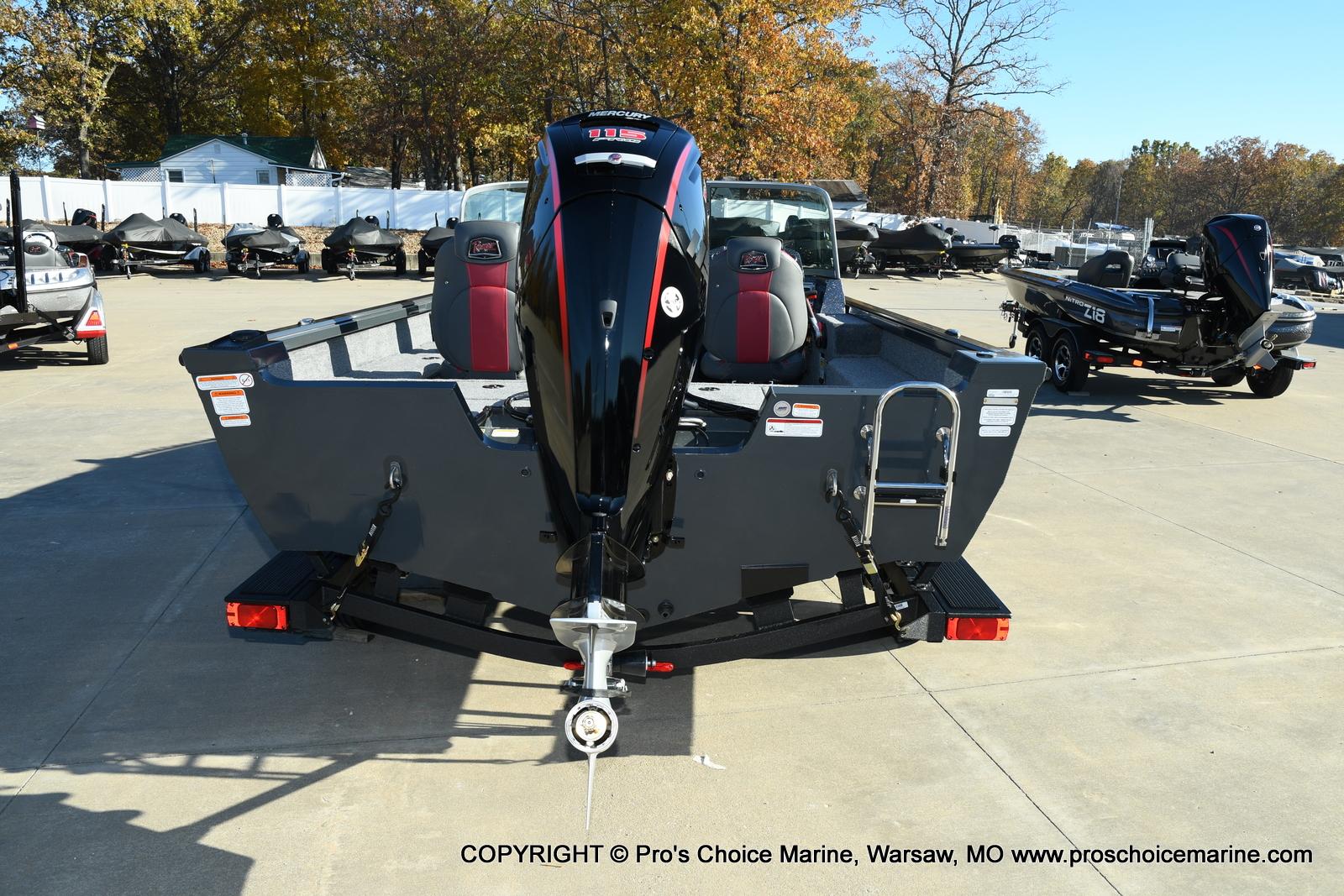 2021 Ranger Boats boat for sale, model of the boat is VS1782 WT w/115HP Mercury Pro-XS 4 Stroke & Image # 4 of 50
