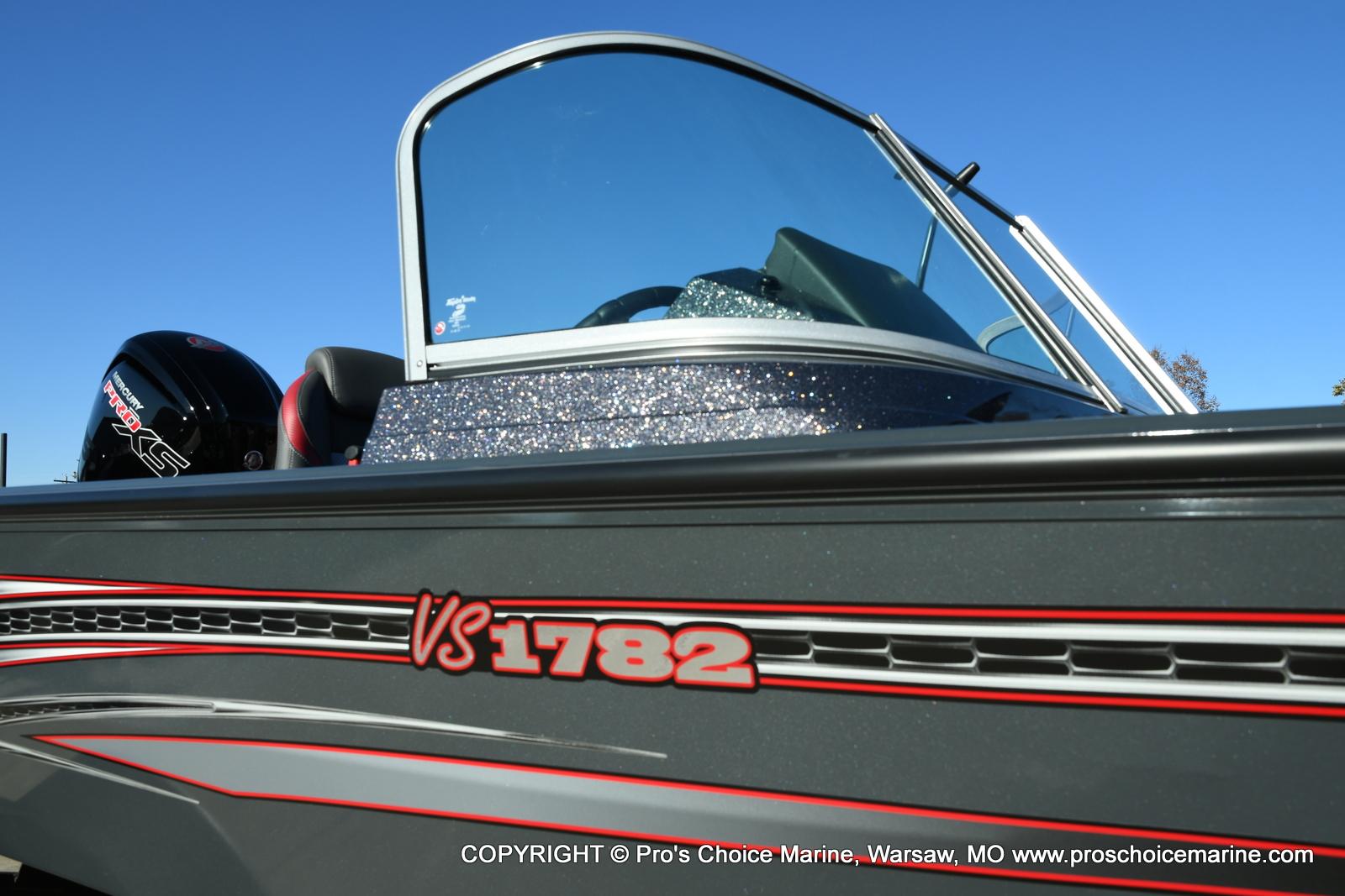 2021 Ranger Boats boat for sale, model of the boat is VS1782 WT w/115HP Mercury Pro-XS 4 Stroke & Image # 12 of 50