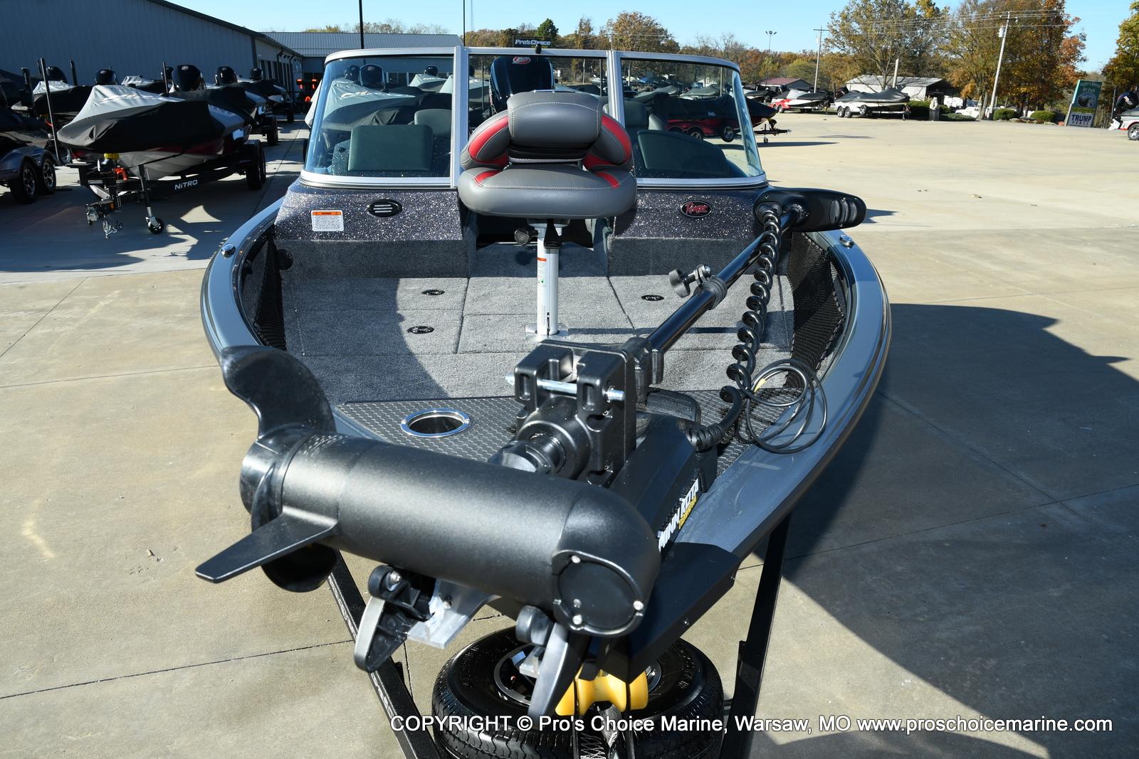 2021 Ranger Boats boat for sale, model of the boat is VS1782 WT w/115HP Mercury Pro-XS 4 Stroke & Image # 13 of 50