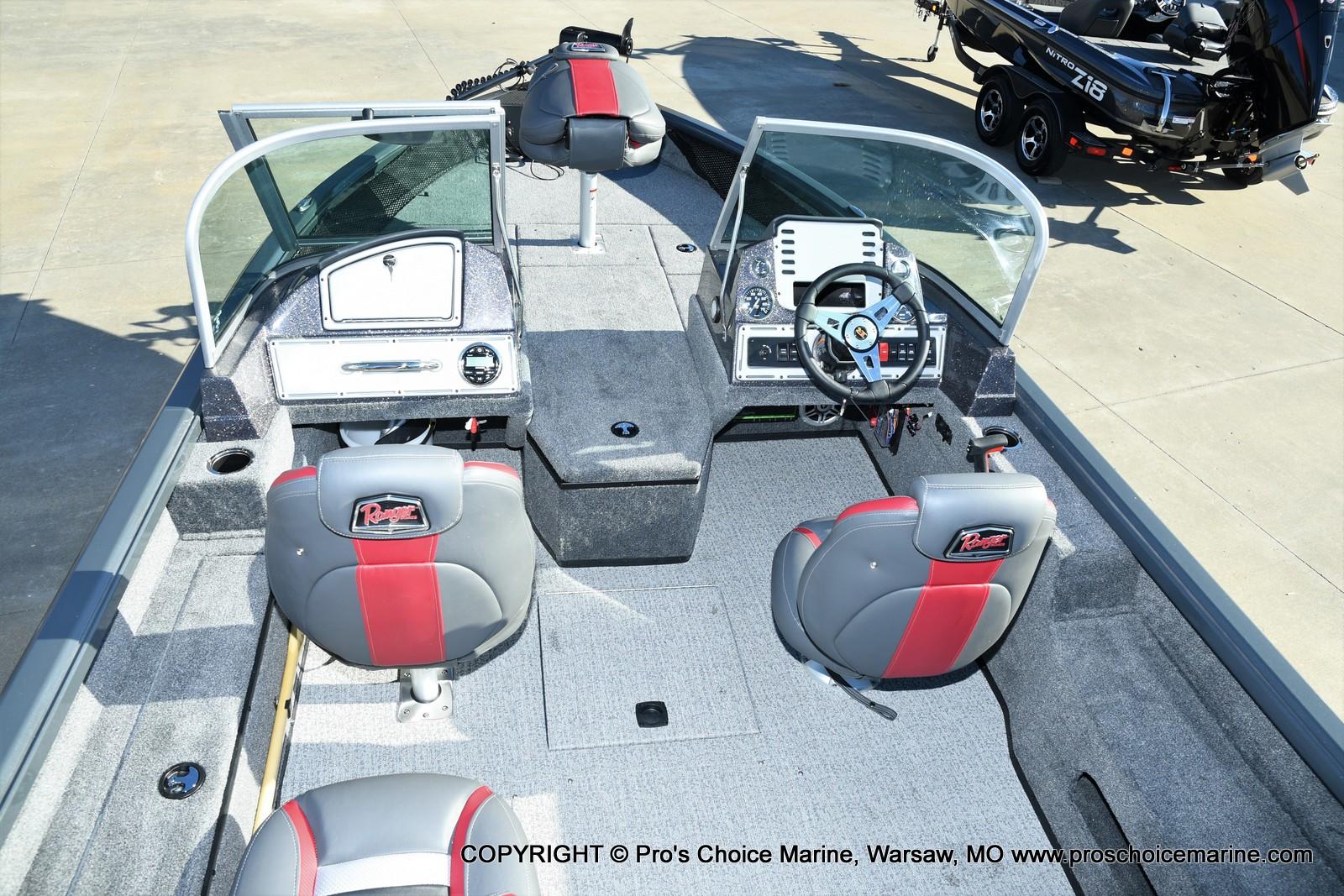 2021 Ranger Boats boat for sale, model of the boat is VS1782 WT w/115HP Mercury Pro-XS 4 Stroke & Image # 15 of 50