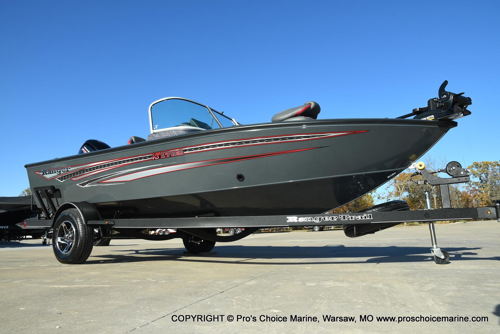 2021 Ranger Boats boat for sale, model of the boat is VS1782 WT w/115HP Mercury Pro-XS 4 Stroke & Image # 23 of 50