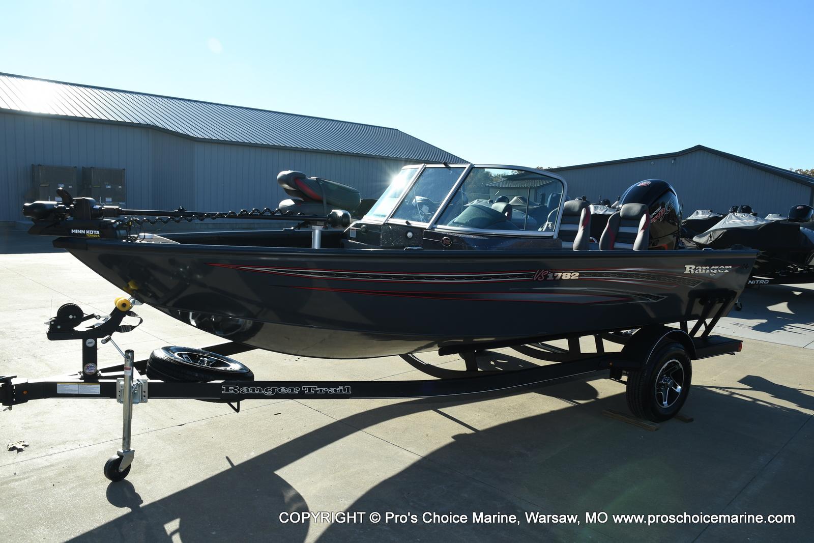2021 Ranger Boats boat for sale, model of the boat is VS1782 WT w/115HP Mercury Pro-XS 4 Stroke & Image # 25 of 50