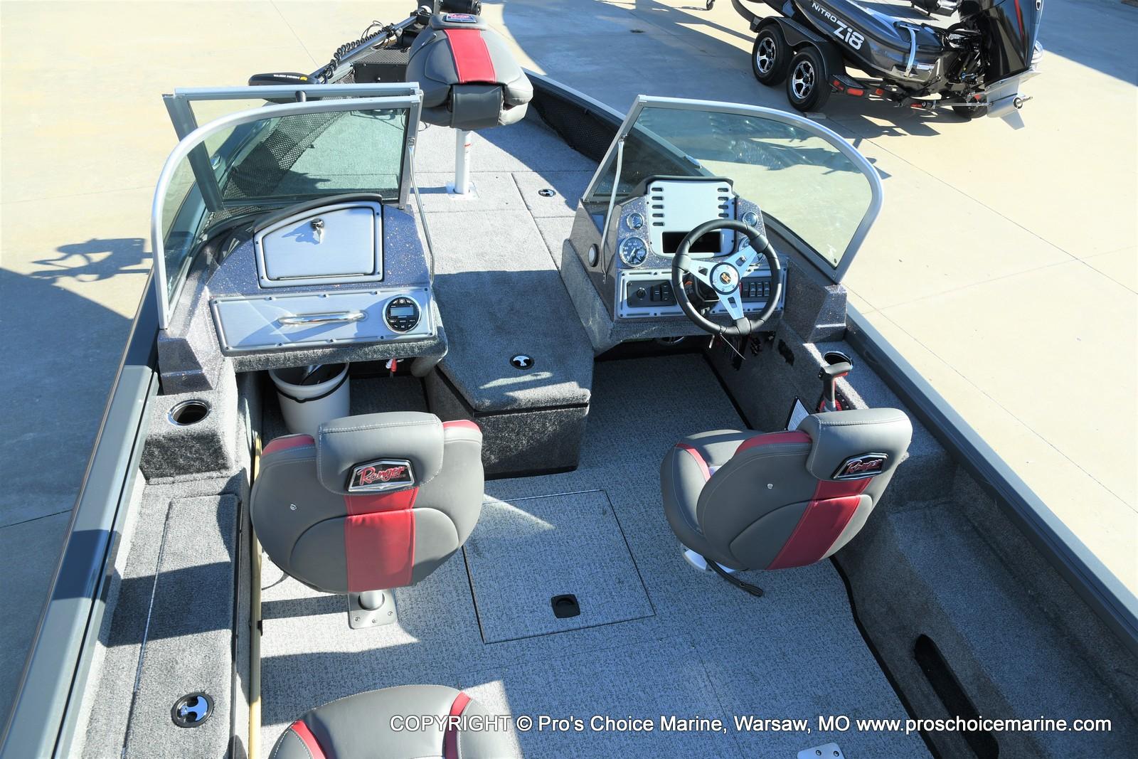 2021 Ranger Boats boat for sale, model of the boat is VS1782 WT w/115HP Mercury Pro-XS 4 Stroke & Image # 28 of 50