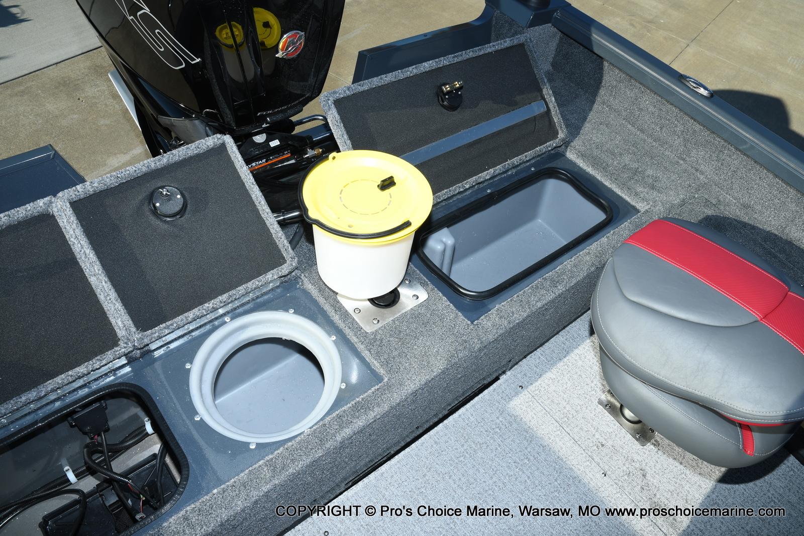 2021 Ranger Boats boat for sale, model of the boat is VS1782 WT w/115HP Mercury Pro-XS 4 Stroke & Image # 33 of 50