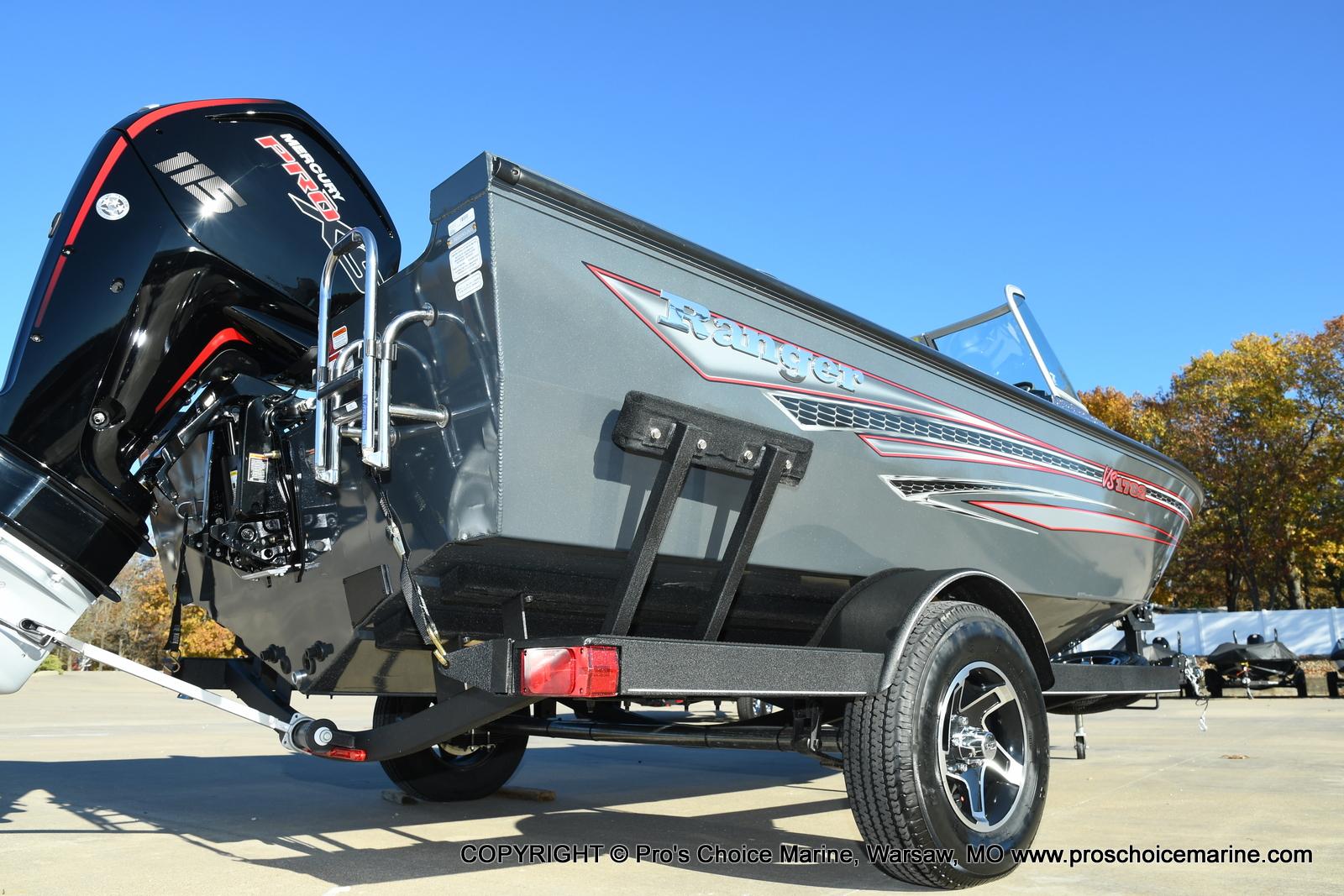 2021 Ranger Boats boat for sale, model of the boat is VS1782 WT w/115HP Mercury Pro-XS 4 Stroke & Image # 34 of 50