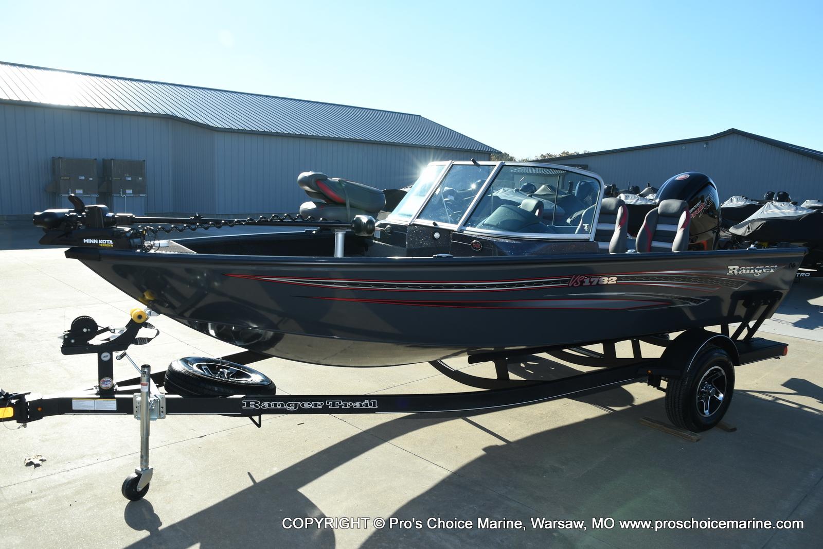 2021 Ranger Boats boat for sale, model of the boat is VS1782 WT w/115HP Mercury Pro-XS 4 Stroke & Image # 36 of 50