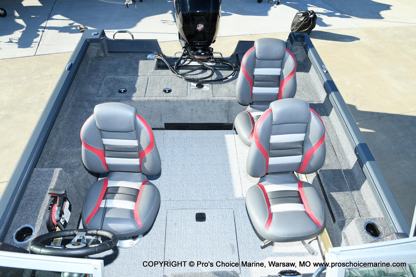 2021 Ranger Boats boat for sale, model of the boat is VS1782 WT w/115HP Mercury Pro-XS 4 Stroke & Image # 9 of 50