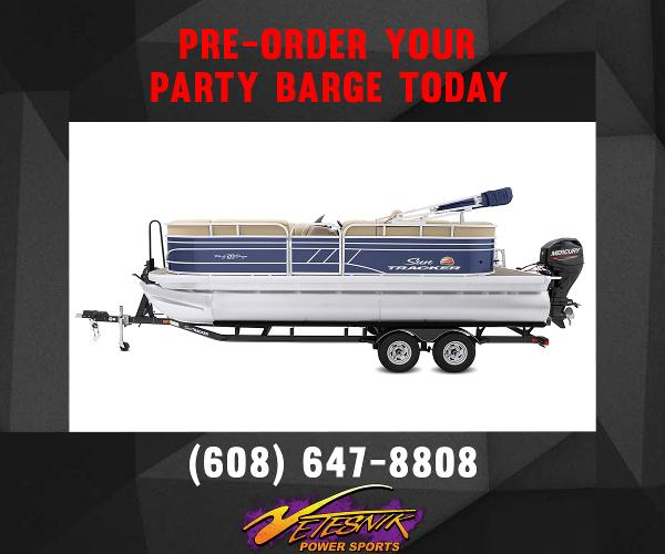 2022 Sun Tracker boat for sale, model of the boat is Party Barge 20 DLX & Image # 1 of 4