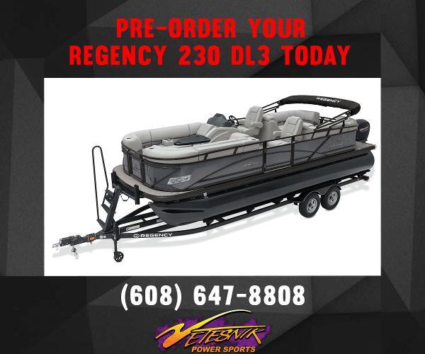 2022 Regency boat for sale, model of the boat is 230 DL3 & Image # 1 of 72