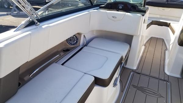 2021 Chaparral boat for sale, model of the boat is 237 SSX & Image # 14 of 24