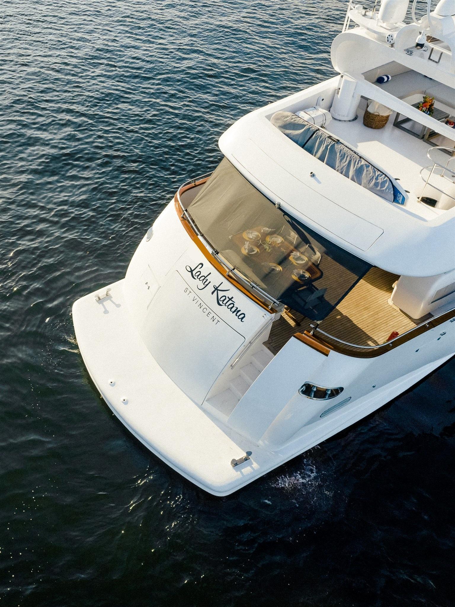 Maiora 96 Motor Yacht Exterior