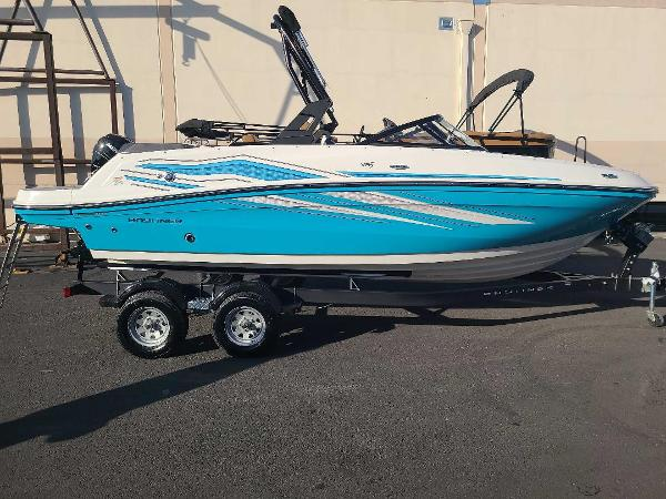 2022 BAYLINER VR5 BOWRIDER I/O for sale