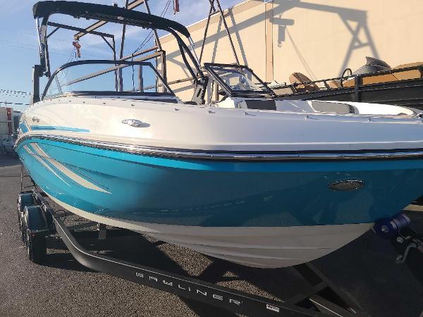 2022 Bayliner boat for sale, model of the boat is VR5 Bowrider I/O & Image # 2 of 24
