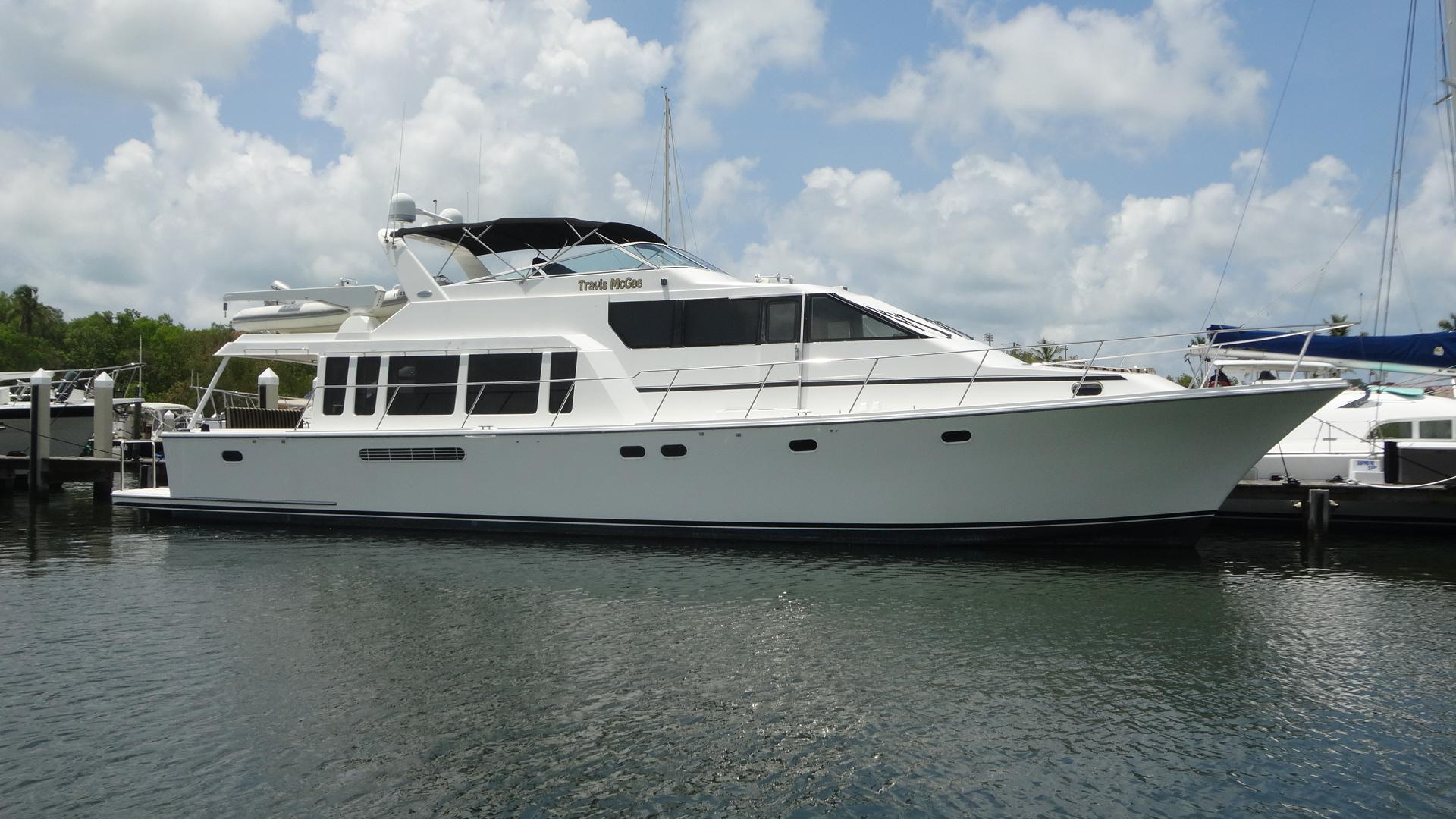 65' Pacific Mariner 2000