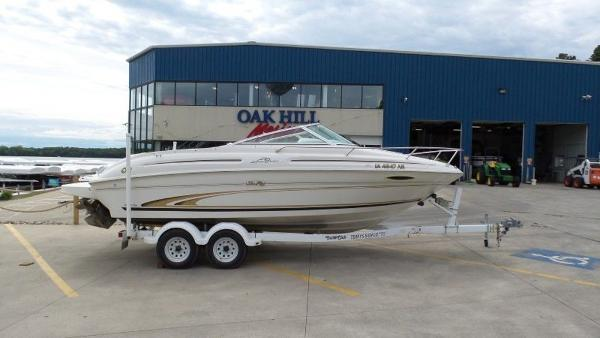 2000 SEA RAY 215 EXPRESS CRUISER for sale