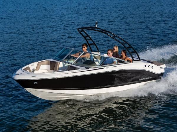 2021 Chaparral boat for sale, model of the boat is 21 SSi & Image # 9 of 11