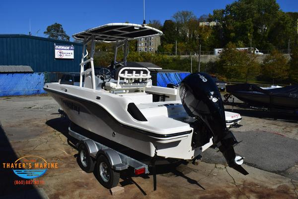 2021 Bayliner boat for sale, model of the boat is Trophy 20CC & Image # 9 of 48