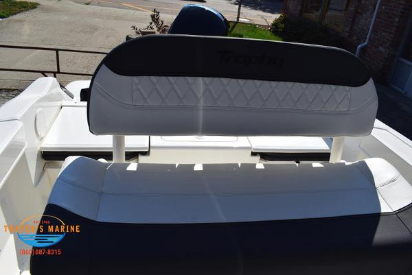 2021 Bayliner boat for sale, model of the boat is Trophy 20CC & Image # 21 of 48