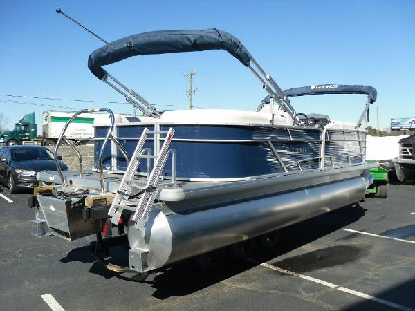 2021 Godfrey Pontoon boat for sale, model of the boat is SW 2286 SBX Sport Tube 27 in. & Image # 2 of 33