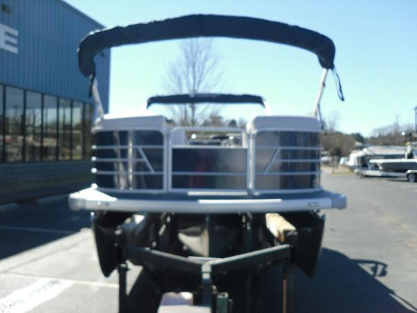 2021 Godfrey Pontoon boat for sale, model of the boat is SW 2286 SBX Sport Tube 27 in. & Image # 6 of 33