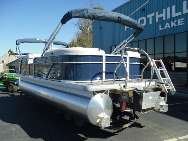 2021 Godfrey Pontoon boat for sale, model of the boat is SW 2286 SBX Sport Tube 27 in. & Image # 7 of 33