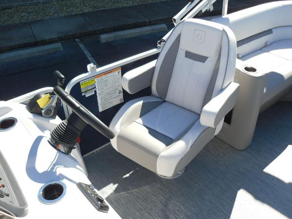 2021 Godfrey Pontoon boat for sale, model of the boat is SW 2286 SBX Sport Tube 27 in. & Image # 10 of 33