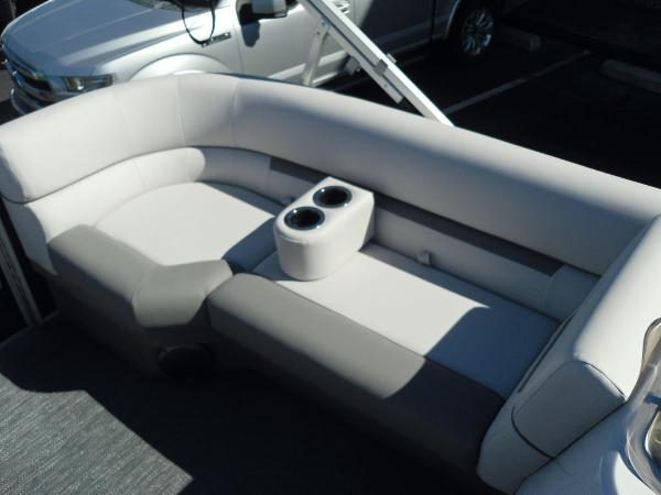 2021 Godfrey Pontoon boat for sale, model of the boat is SW 2286 SBX Sport Tube 27 in. & Image # 12 of 33