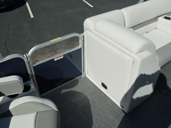 2021 Godfrey Pontoon boat for sale, model of the boat is SW 2286 SBX Sport Tube 27 in. & Image # 13 of 33