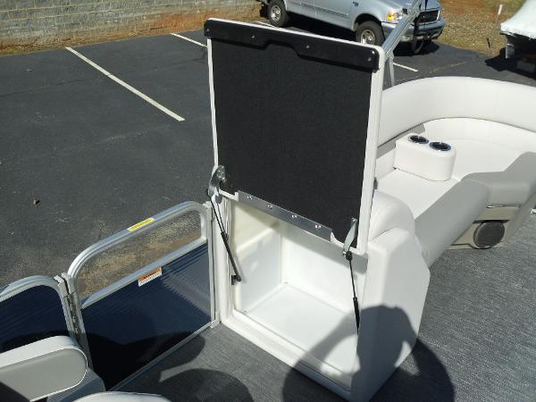2021 Godfrey Pontoon boat for sale, model of the boat is SW 2286 SBX Sport Tube 27 in. & Image # 15 of 33