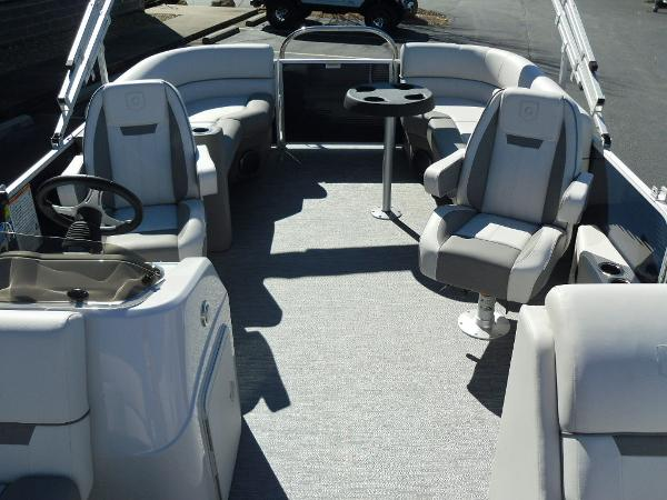 2021 Godfrey Pontoon boat for sale, model of the boat is SW 2286 SBX Sport Tube 27 in. & Image # 16 of 33