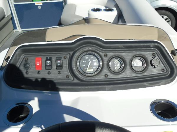 2021 Godfrey Pontoon boat for sale, model of the boat is SW 2286 SBX Sport Tube 27 in. & Image # 20 of 33