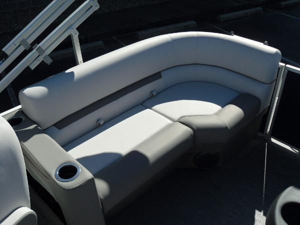2021 Godfrey Pontoon boat for sale, model of the boat is SW 2286 SBX Sport Tube 27 in. & Image # 22 of 33