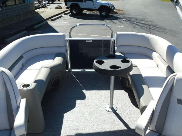 2021 Godfrey Pontoon boat for sale, model of the boat is SW 2286 SBX Sport Tube 27 in. & Image # 29 of 33