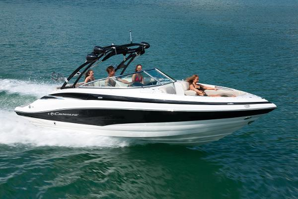 2021 Crownline boat for sale, model of the boat is 255 SS & Image # 1 of 9