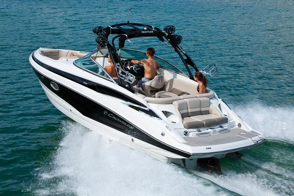 2021 Crownline boat for sale, model of the boat is 255 SS & Image # 4 of 9