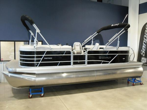 2021 Godfrey Pontoon boat for sale, model of the boat is SW 2286 SBX Sport Tube 27 in. & Image # 1 of 42