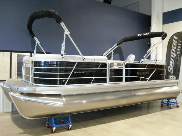 2021 Godfrey Pontoon boat for sale, model of the boat is SW 2286 SBX Sport Tube 27 in. & Image # 2 of 42