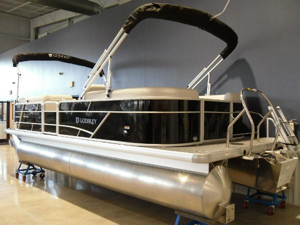 2021 Godfrey Pontoon boat for sale, model of the boat is SW 2286 SBX Sport Tube 27 in. & Image # 4 of 42